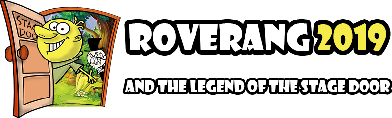 Roverang and the Legend of the Stage Door